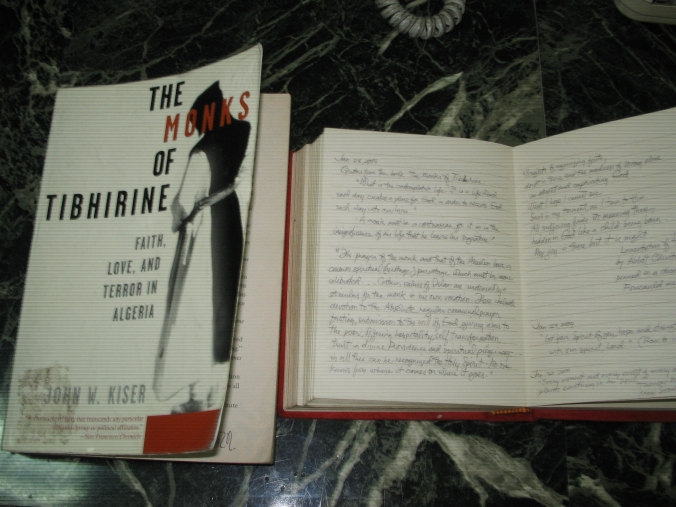 The book and my journal